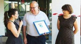 Premio 'Battito blu', così il cuore della periferia romana pulsa per l'arte