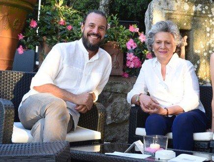 'Mojito sbagliato' e 'Venere in verde':così chef Bernardi inaugura la Terrazza dei Ciliegi ad Albano
