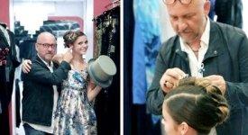 INTERVISTA - Lello Sebastiani: «L'hair stylist? É un artigiano dei capelli»