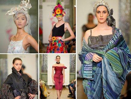 Linee, colori, geometrie in foulard di seta: ad AltaRoma la moda di America Latina e Caraibi