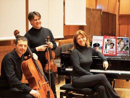 'Age & Scarpelli Suite': al Parco della Musica la sceneggiatura diventa musica con il Felix Piano Trio