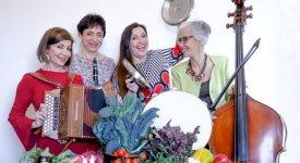 'Acqua&Vino': Signore&Signori il cibo è di scena anzi…In musica!