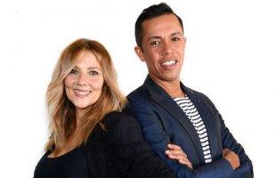 Arianna Ciampoli e Livio Beshir