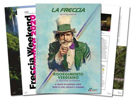 Ritorno a bordo con il Risorgimento italiano: il magazine La Freccia scocca la sua ripartenza
