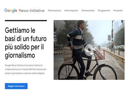 Innovazione: il caso Google News Initiative tra risultati e prospettive per gli editori italiani