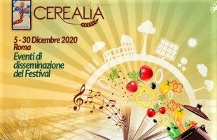 Locandina di Cerealia Festival