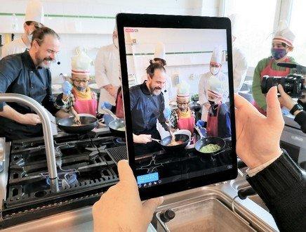 Cerealia Festival: con Chef Bernardi piccoli cuochi a scuola di cucina e di acquaponica